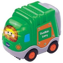 Toot-Toot Drivers Dustbin Lorry - Little Whale