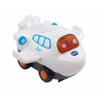 Toot-Toot Drivers Jet (12m+) - Little Whale