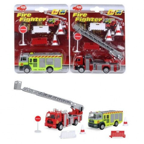 Fire Fighter 12 cm - Little Whale
