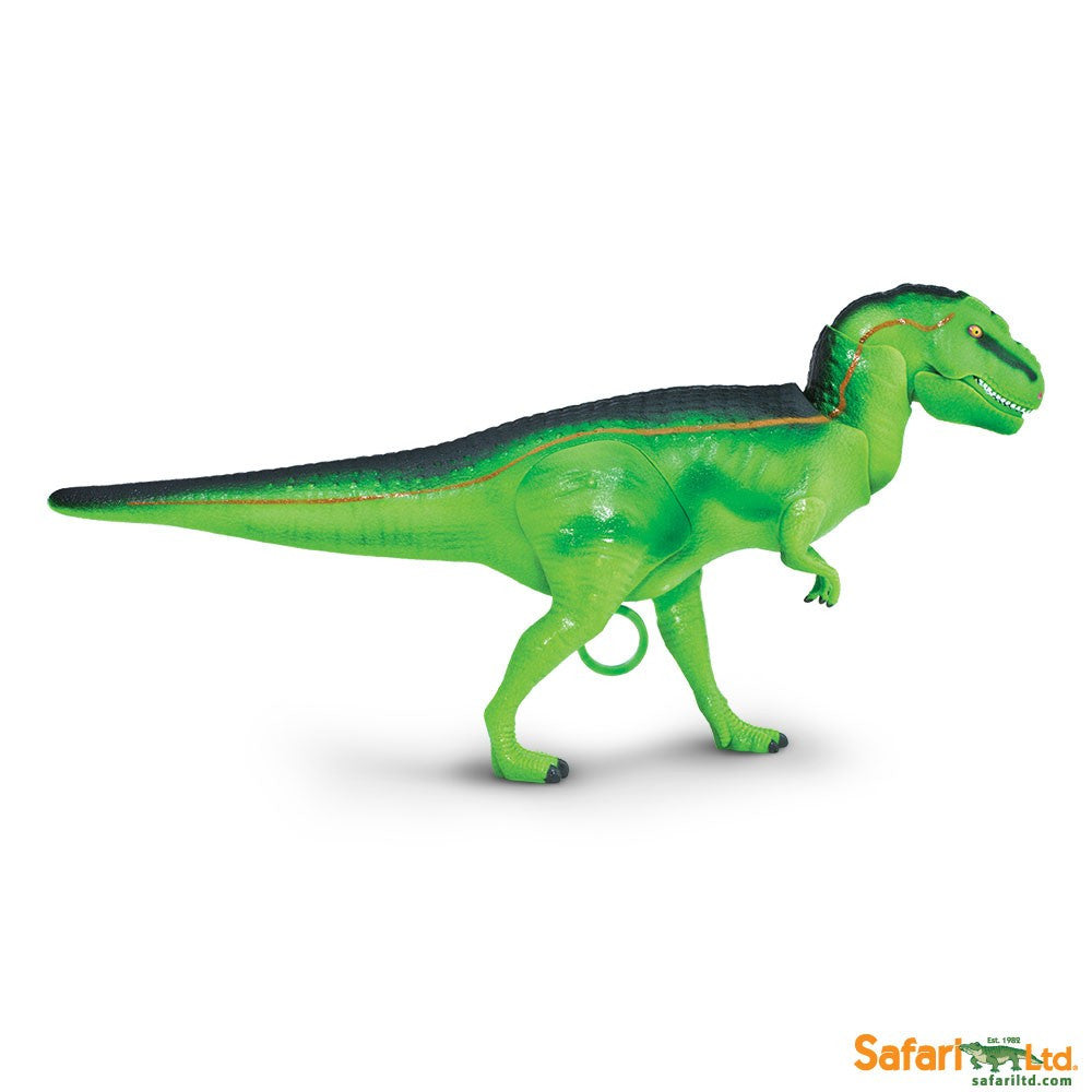 Jaw Snapping Tyrannosaurus Rex - Little Whale