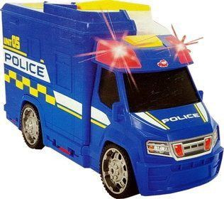 Police Car w Accessory Kit - Little Whale