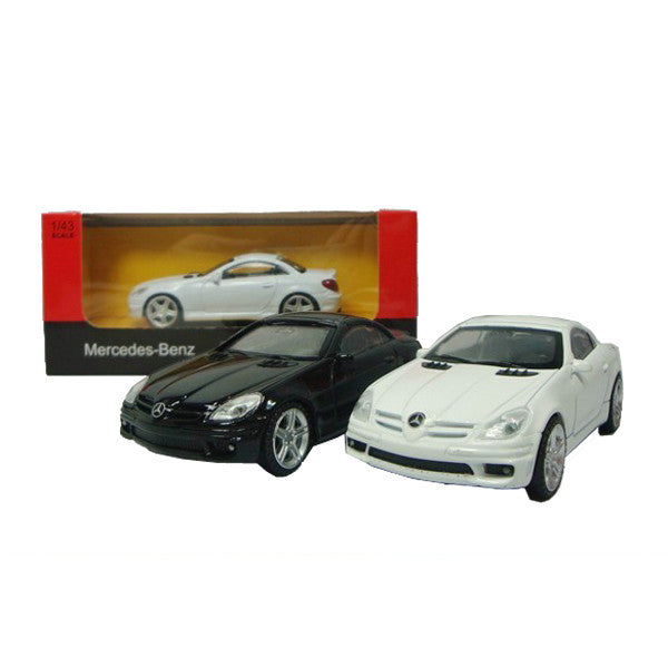Die-cast 1:43 Mercedes SLK55 AMG - Little Whale