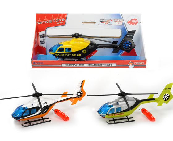 Service Helicopter 24cm - Little Whale