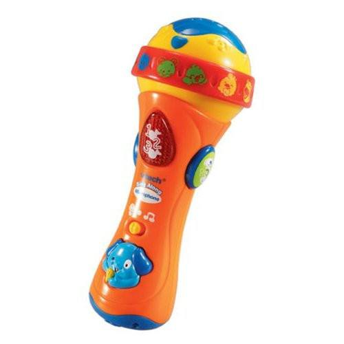 Sing Along Microphone (12m+) - Little Whale