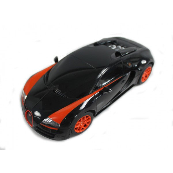 Die-cast 1:18 Bugatti - Little Whale