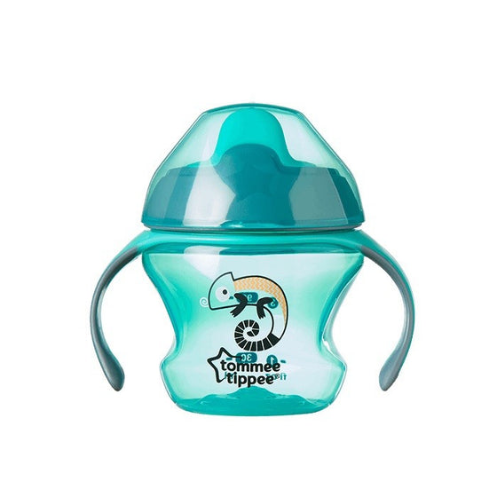 Sippee Cup 150ml (4m+) Green - Little Whale