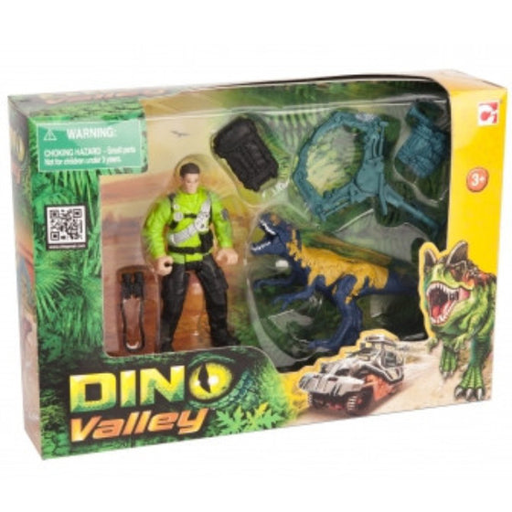 Dino Valley Dino Capture Playset - Little Whale
