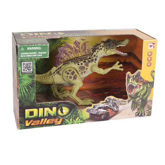 Dino Valley Dino-Roar Playset - Little Whale