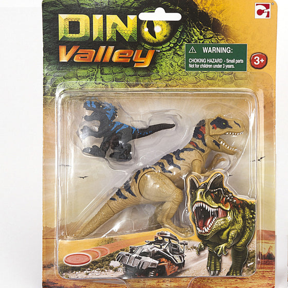 Dino Valley Dinosaur Pack Playset - Little Whale