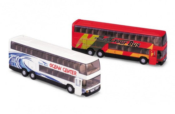 Benz Double Decker Bus 7-inch - Little Whale