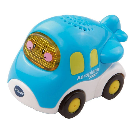 Toot-Toot Drivers Aeroplane (12m+) - Little Whale