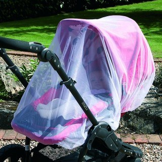 Pram & Pushchair Universal Insect Net - Little Whale