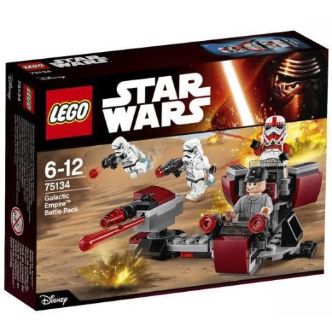 Galactic Empire Battle Pack - Little Whale