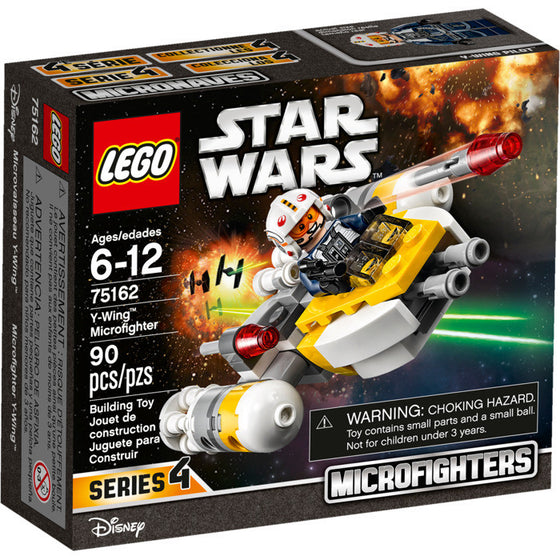 Y Wing Microfighter - Little Whale