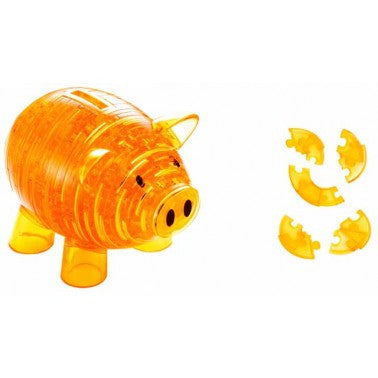 Golden Piggy Bank - Little Whale