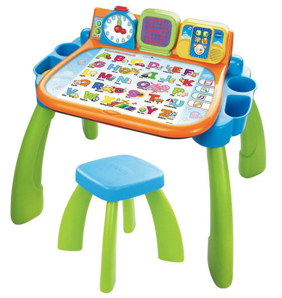 Touch & Learn Activity Desk - Little Whale