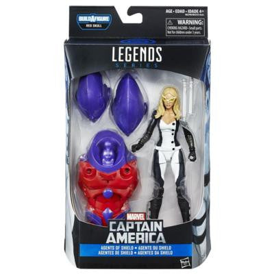 Legends Series Agents Of Shield Mockingbird - Little Whale