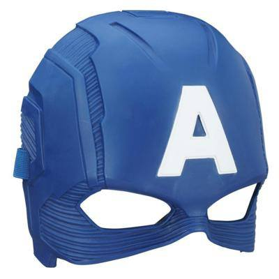 Captain America Mask - Little Whale