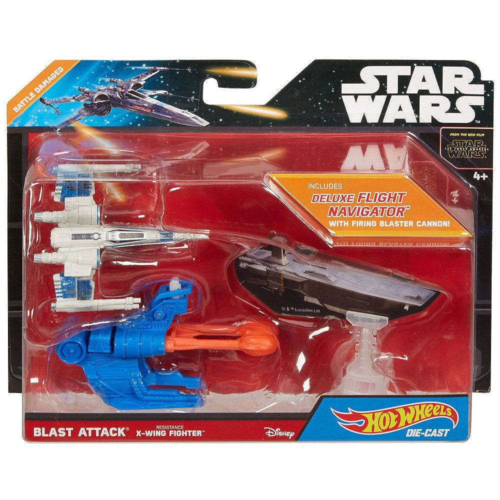 Star Wars Blast Attack - Little Whale