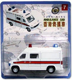 Mini Ambulance - Little Whale