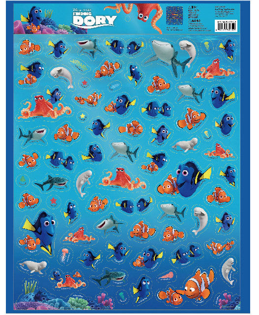 Finding Dory Stickers - Little Whale