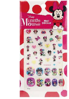 Nail Stickers- Minnie - Little Whale