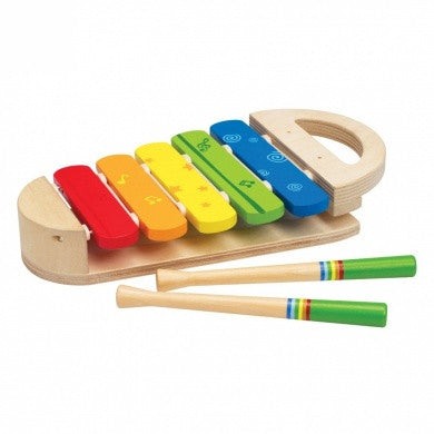 Rainbow Xylophone (12m+) - Little Whale