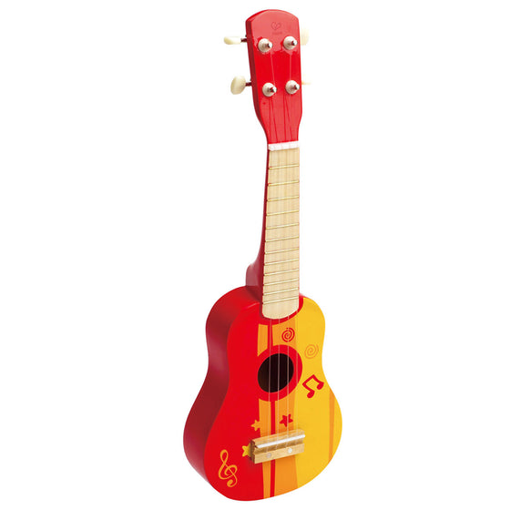 Ukulele Red (36m+) - Little Whale