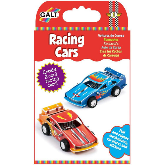 Racing Cars - Little Whale