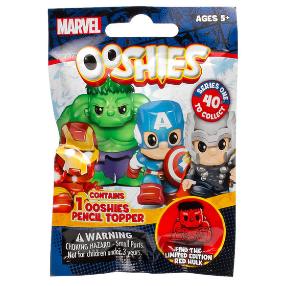 Marvel Ooshies Foil Bag - Little Whale
