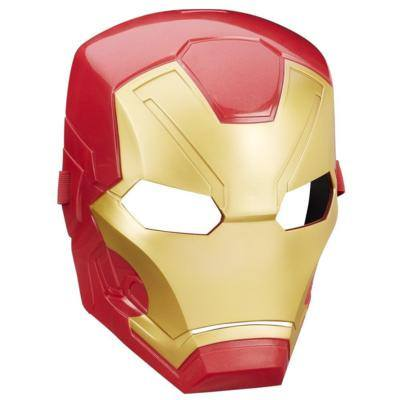 Iron Man Mask - Little Whale