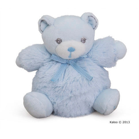 Chubby Bear Blue Mini - Little Whale