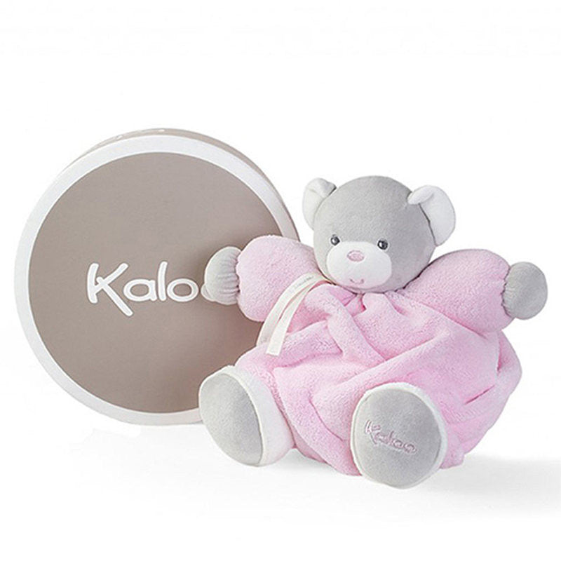Chubby Bear Pink Medium - Little Whale