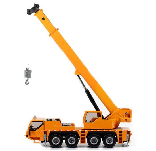 Mobile Crane 1:55 Scale Diecast - Little Whale