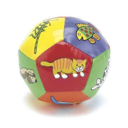 Pet Tails Boing Ball - Little Whale