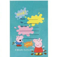 Peppa Pig Card Holder 1 - Little Whale