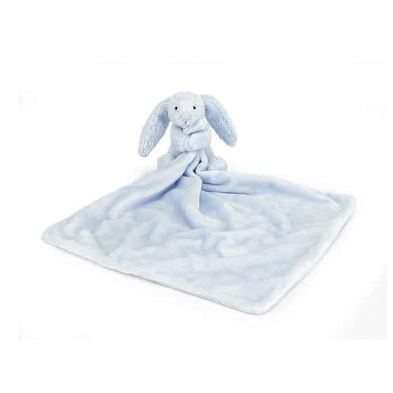 Bashful Blue Bunny Soother - Little Whale