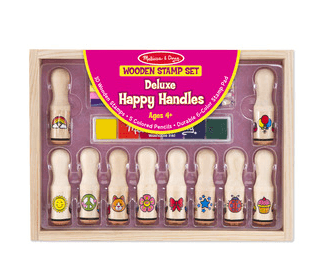 Deluxe Happy Handle Set - Little Whale