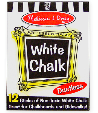 White Chalk (12pc) - Little Whale