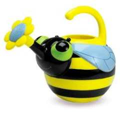 Bibi Bee Watering Can - Little Whale