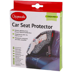 Car Seat Protector - Little Whale