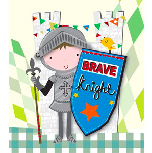Brave Knight - Little Whale