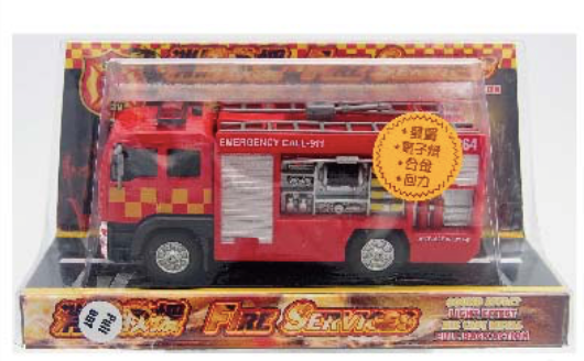 Fire Engine M - Little Whale