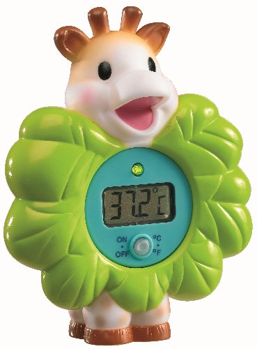 Digital Bath Thermometer - Little Whale