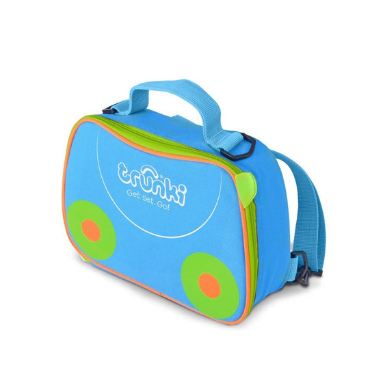 2 in 1 Lunch bag Backpack - Blue - Little Whale