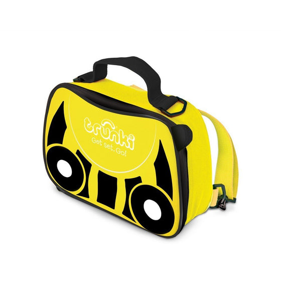 2 in 1 Lunch bag Backpack - Yellow - Little Whale