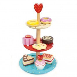 Cake Stand Set - Little Whale