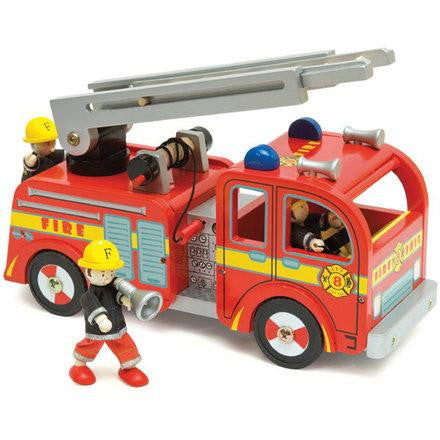 Fire Engine Set - Little Whale