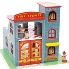 Fire Station Set - Little Whale