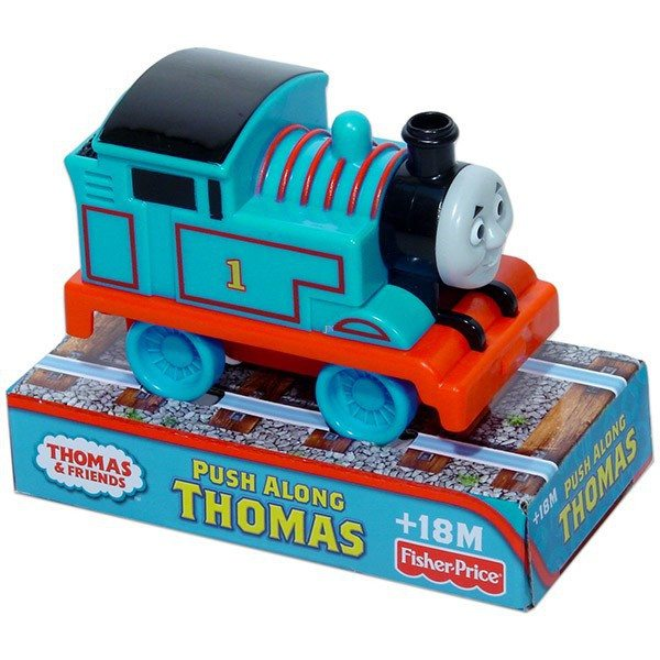 Fisher-Price My First Friends Push Along Thomas Train